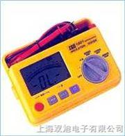 TES-1601记忆式绝缘测试仪(兆欧表)|TES-1601|