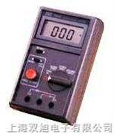 TES-1600记忆式绝缘测试仪(兆欧表)|TES-1600|