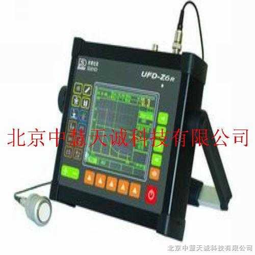 高端型彩屏数字超声探伤仪(电力)