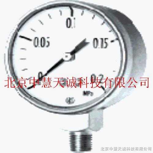 压力表 型号:VUGYGK01