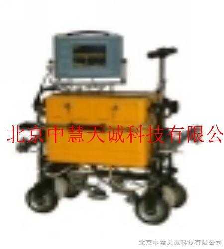 手推式铁路钢轨探伤仪  型号:KYJC-M-281059