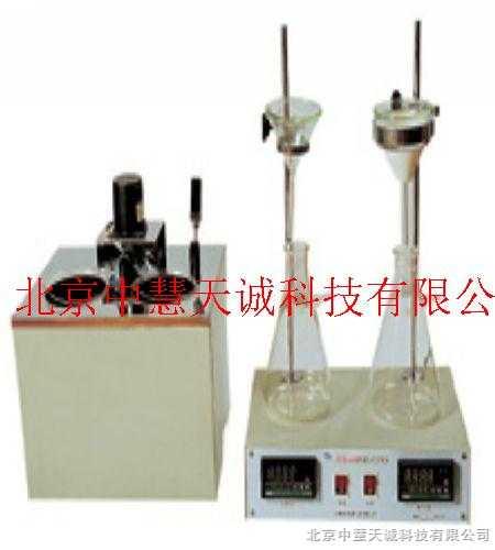 石油产品和添加剂机械杂质试验器 型号:SJDZ-511-B