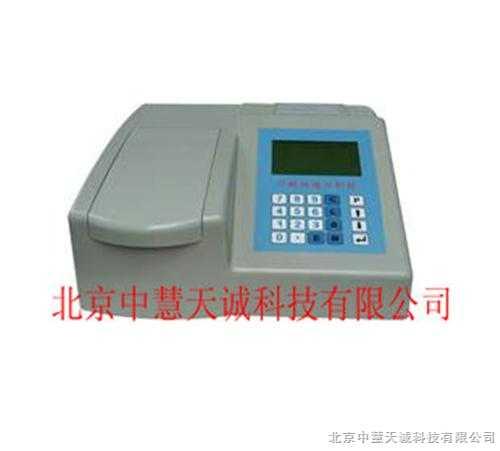 ZH5580型便携式数显食品硝酸盐快速分析仪/台式数显食品硝酸盐快速分析仪