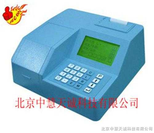 ZH5551型便携式化肥快速分析仪/台式数显化肥快速分析仪
