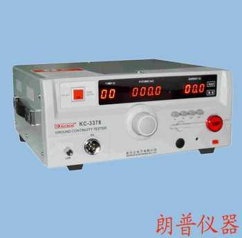 金日立KC3378接地电阻测试仪3378