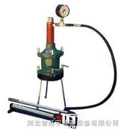 新标准混凝土压力泌水仪SY