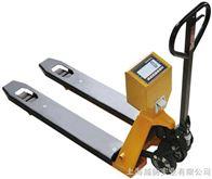 SCS手动液压车电子称,液压车电子磅