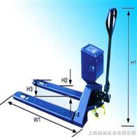 SCS1吨打印电子叉车秤,2吨打印电子叉车秤,3吨电子叉车秤
