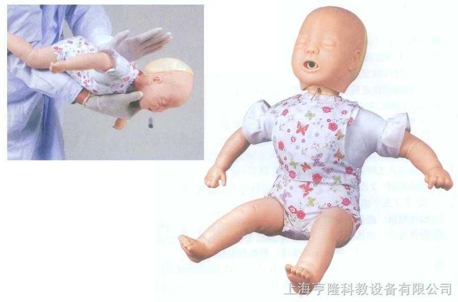 高级婴儿气道阻塞CPR模型