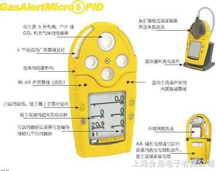 多种气体检测仪-上海金枭电子