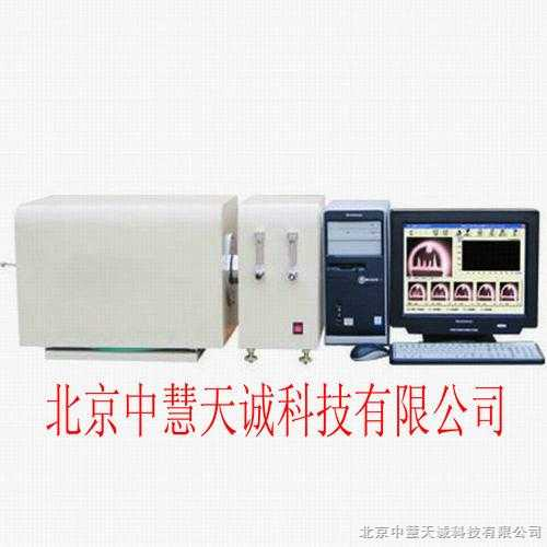 微机灰熔点测定仪 型号:ZH2786
