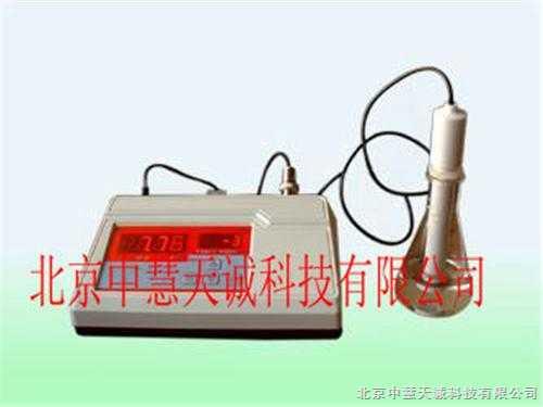 数显台式二氧化碳测定仪 型号:ZH2672