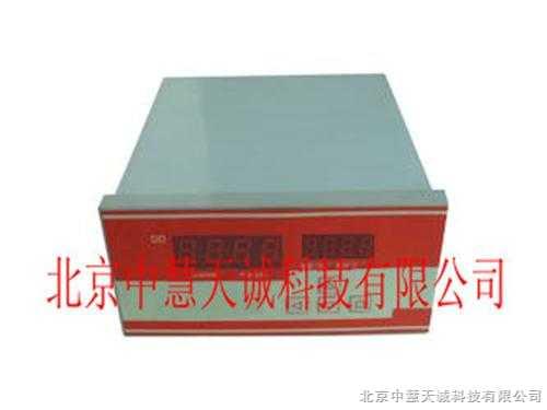 屏式氧化还原电位测定控制仪 型号:ZH2669