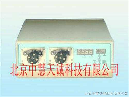 在线葡萄糖浓度检测流加控制仪 型号:ZH2663