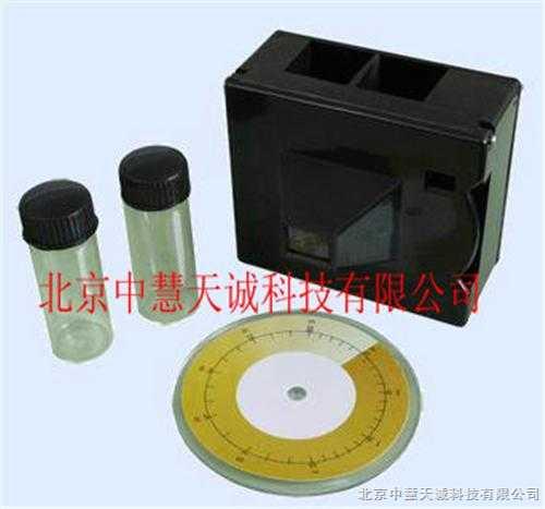 ZH4594袖珍DPD余氯比色器