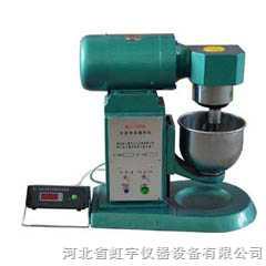 水泥净浆搅拌机价格厂家型号技术参数使用方法