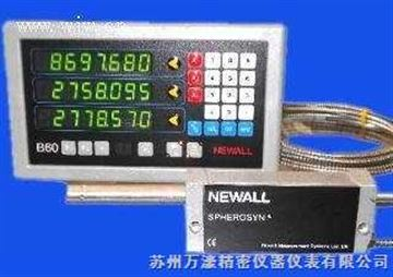 B60球栅数显表 B60数显表 B60 Newall B60