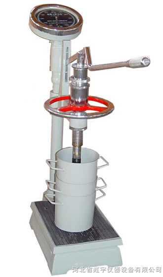 贯入阻力测定仪价格厂家型号技术参数使用方法