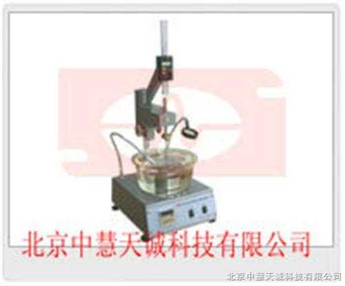 沥青针入度试验仪 型号:ZH3251