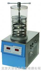 压盖型台式冻干机
