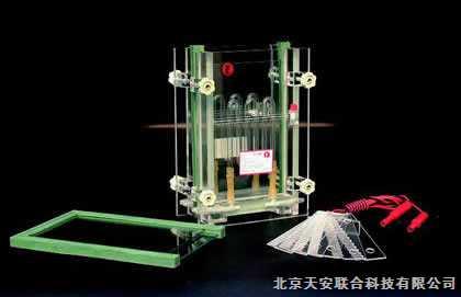 单板夹芯式垂直电泳仪(槽)