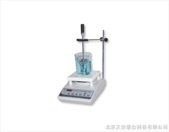 数显恒温控速定时磁力搅拌器