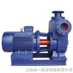 ZSL直联式双吸自吸泵