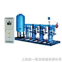 KB型全自动变频调速恒压(生活供水设备)