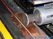 太阳能集热板焊接机适用于各种太阳能集热板排版太阳能