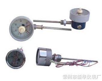 WSSX型電接點雙金屬溫度計