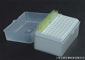 上海求精移液器吸头盒 吸嘴盒 枪头盒 枪嘴盒