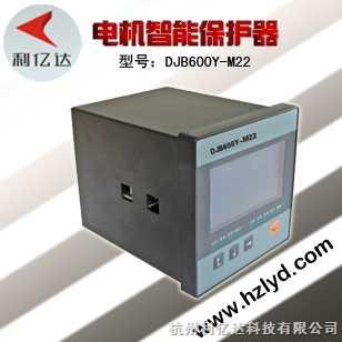 dj_5电动机综合保护器接线图