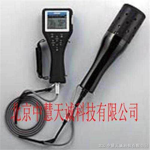 便携式多参数水质分析仪(10m电缆)日本 型号:ZH2550