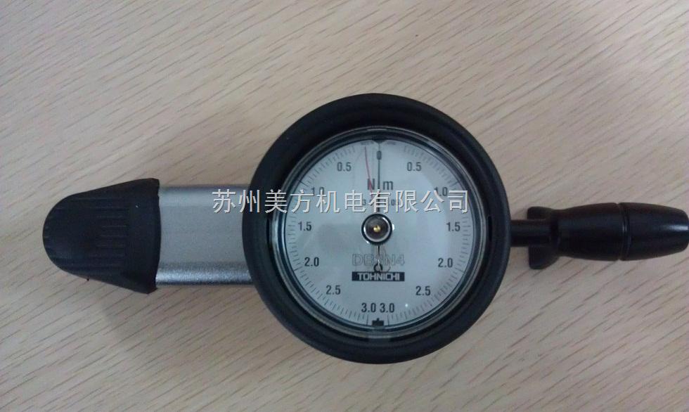 DB3N4日本东日表盘式扭力扳手 表盘扭力扳手