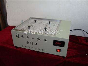 HH-4电热恒温水浴锅价格