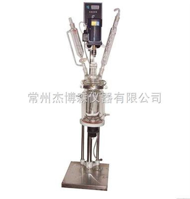 S212-2L双层玻璃反应釜