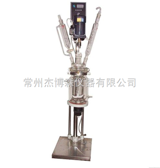 S212-3L双层玻璃反应釜