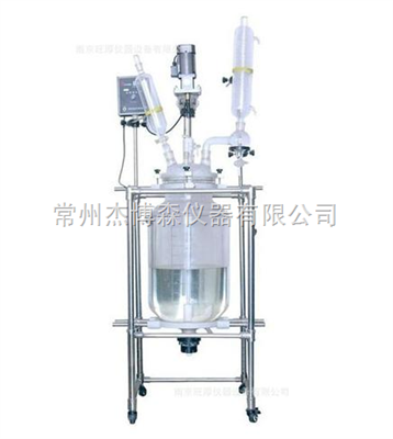 S212-20L20升双层玻璃反应釜