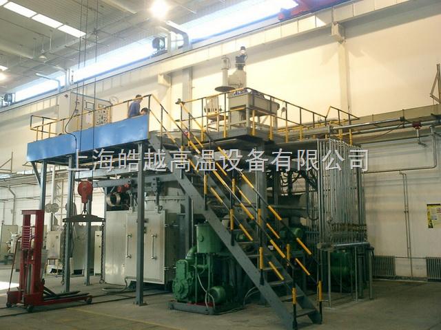 VSI-500KG半連續真空熔煉爐