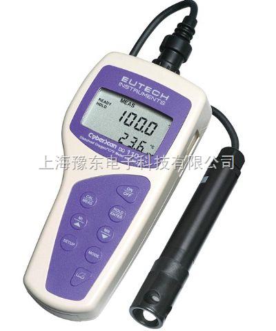 Eutech优特 CyberScan DO110 便携式溶解氧仪
