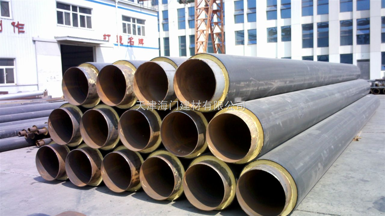 聚氨酯预制直埋保温管,预制直埋保温管,聚氨酯保温管