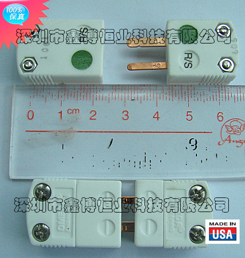 SHX-R/S-MF热电偶插头插座