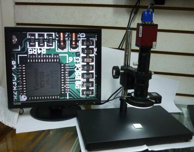 一体式高清电子数码放大镜