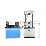 微机控制电液伺服万能试验机 ,WAW-B型微机控制电液伺服万能试验机,微机液压伺服万能试验机供应