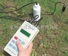 土壤水分温度检测仪