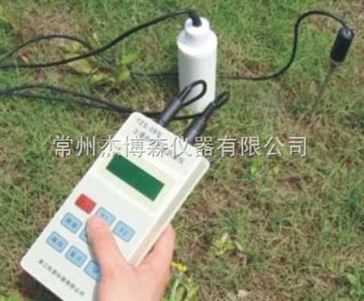 TZS-IIW土壤水分温度检测仪