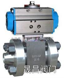 GY-ZGJQ上海-气动高压球阀-高压球阀