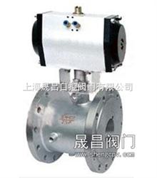 BW-ZGJQ上海-气动保温球阀-保温球阀