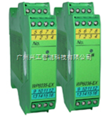 WP6071-EX热电阻隔离式安全栅