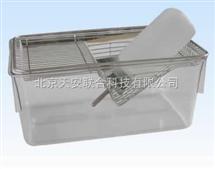 透明小鼠笼  透明小鼠盒 带饮水瓶小鼠笼
